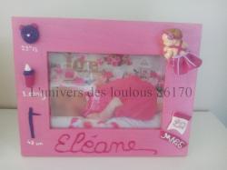 cadre de naissance Eléane