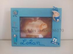 cadre de naissance Lohan