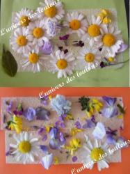 Carte fleurale