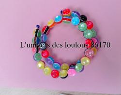 Bracelet fete des meres 2014 Thomas 2 ans 1/2