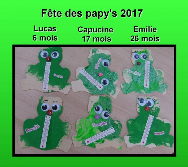 Fete des papy s 2017